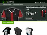 7Skins tee-shirt et polos personnalisés