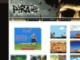 Joue avec les jeux de Pirates