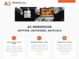 A3 Webdesign : création de sites internet