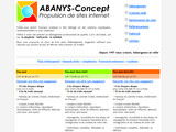 Hébergement et création de sites web
