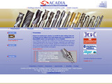 Acadia Cutting Tools : outils coupants