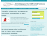 Accompagnement Construction