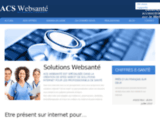 ACS WebSanté:solutions e-santé
