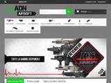 ADN Airsoft - Vente de répliques AEG