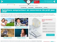 Assurance de prêt pas cher