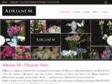 Adriane M fleuriste paris