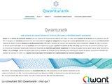 Qwanturank : votre agence spécialisée dans le référencement SEO sur Qwant