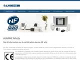 La norme NFa2p pour alarmes de maison