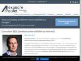 Consultant SEO freelance à Paris
