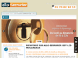 Allo-Serrurier : Serrurier à Issy les Moulineaux