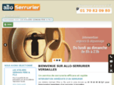 Allo-Serrurier : Serrurier pas cher à Versailles