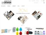 Amateur de Design : mobilier design sur Internet