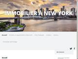 Agence immobilière appartement à New York