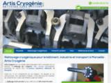 Artis Cryogénie, professionnel de la cryogénie