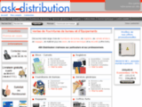 ASK-Distribution : fournitures de bureau