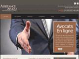 Assistance avocat et aide juridique en ligne