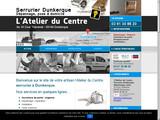 L'Atelier du Centre, Serrurier Dunkerque
