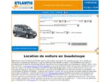 Louez votre voiture en Guadeloupe
