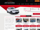 J.M.P Automobile, mandataire automobile à Lille
