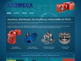 Moteurs électriques et fournitures industrielles : Axomeca à Aubagne
