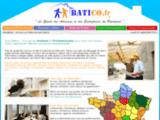 Batico, Comparateur de travaux sur internet
