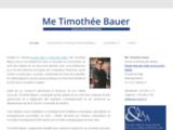 Me Timothée Bauer