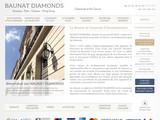 Le diamant valeur refuge avec Baunat Diamonds