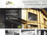 Construction maison bois bioclimatique