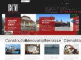 Artisan Maçon Genève Annemasse: BCM Construction