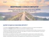 Bertrand coaching intuitif : Développement personnel et coaching de vie