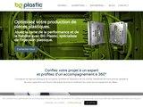 BG Plastic : l'unique référence dans le domaine de l'injection plastique