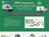 BHL Transports : Entreprise de déménagement