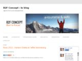 Blog d'actualités E-tourisme et web généraliste