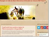 Blog de voyage Inde Kerala Tamil nadu