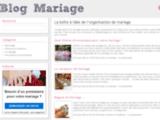 Idées pour organisation de mariage