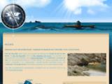 kayak de mer sur cassis marseille et ses calanques