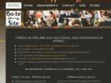 Création et refonte de site web à bas coût
