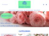 Fleurs artificielles : Bouqueternel, vos fleurs artificielles !!!