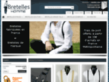 Acheter ses bretelles sur internet