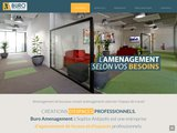 Buro Aménagement - Agencement bureaux et espaces professionnels