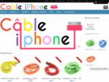 Câble Iphone - Câbles pour Iphones Tendances