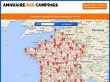 Annuaire des campings en France