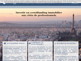 Canberra immo, crowdfunding immobilier