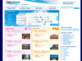 Capunivers tour operateur on-line