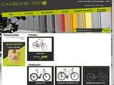 Carbone Zero : l'univers du vélo
