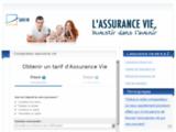 Comparateur assurance vie