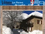 Chalet location valloire