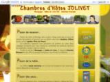 Chambre d'hôtes Bourgogne - Chez Jolivet