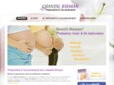Chantal Birman et l'accouchement