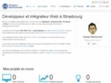Charles Berthommé - Développeur Intégrateur Web